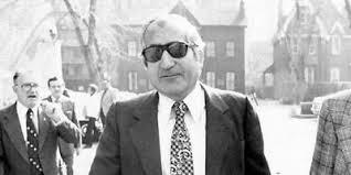 """Johnny """"Pops"""" Papalia, the Magaddino family's key man in the heroin trade"""
